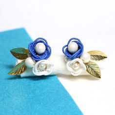 Japanese Colors, Recycled Crafts, Minne, Wedding Accessories, Earrings Handmade, Band, Pattern, Jewelry, Design