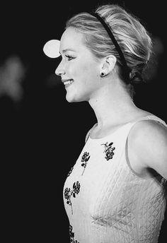 Jennifer Lawrence, looking awesome