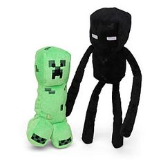 I already have the Mushroom Cow so I just need the Creeper, Enderman, and Pig!