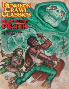 DCC Blades Against Death
