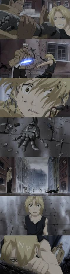 FMA brotherhood episode 5 made by (@Emily Schoenfeld Schoenfeld Schoenfeld ッ)