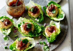 Moroccan Chicken Patties With Date Confit Recipe