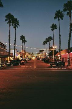 Beach towns.