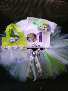 Tinkerbell outfit www.eeskee.com