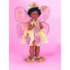 Sharissa 21in Porcelain Fairy Show Stoppers Doll Toys