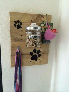 Handig voor als je honden hebt