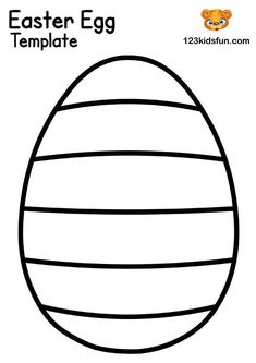 We have Free Easter Coloring Pages for Kids with Easter Egg, Easter Bunny, Easter Chick, Easter Basket. Kids will have lots of fun! Free Easter Coloring Pages, Easter Bunny Colouring, Easter Bunny Eggs, Easter Crafts For Kids, Easter Projects, Kid Projects, Easter Ideas, Fun Crafts, Easter Bunny Template