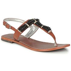 55% OFF these Jonak flat sandals for summer! CLICK TO BUY with free delivery @spartoouk ! #shoes #sandals #summer #sale #outlet