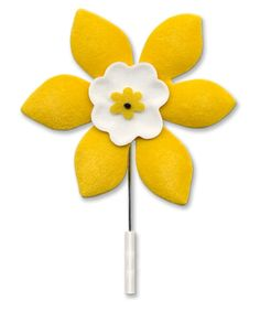 April is Cancer month, wear your daffodil