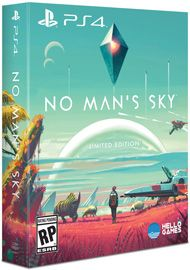 Most Anticipated Game of 2016 so-far! No Man's Sky Collector's Edition