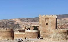 Alcazaba Almería - 3rd enclosure © Robert Bovington March 2015 http://bobbovington.blogspot.com.es/2012/02/alcazaba-almeria-article-by-robert.html