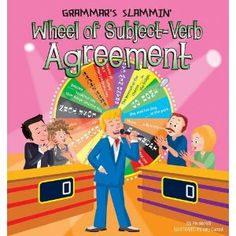 Wheel of Subject-Verb Agreement by: Pamela Hall