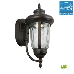 Light up your yard and home by selecting Home Decorators Collection Bronze Motion Sensor Outdoor Integrated LED Medium Wall Mount Lantern. Home Decorators Collection, Wall Mounted Light, Porch Lighting, Outdoor Wall Mounted Lighting, Sconces, Wall Lights, Wall Lantern Decor, Wall Lantern, Exterior Wall Light