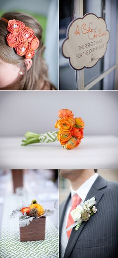 Wilmington Wedding by Theo Milo Photography + Kickstand Events   Style Me Pretty