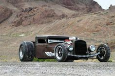 Hot rods and Custom cars. Sometimes classic cars but mostly early hotrods and rat rods or custom cars like lowriders. Rat Rods, Rat Rod Cars, Hot Rod Autos, Vintage Cars, Antique Cars, Muscle Cars, Carros Audi, Hot Rides, Us Cars