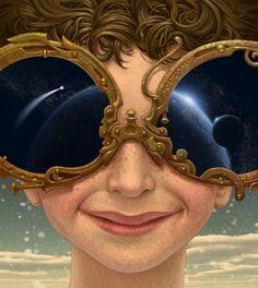 Antonio Javier Caparo...Eclipse Glasses