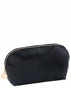 SCARLETT BAG BLACK Versace, Zip Around Wallet, Bags, Handbags, Bag, Totes, Hand Bags