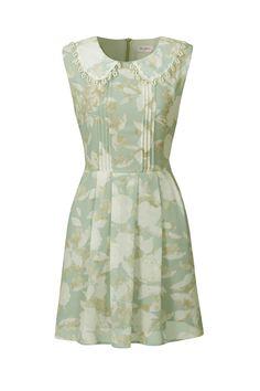 Miss Patina SS13 Dolly Lama Dress (mint). £68.80