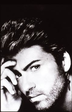 George Michael: Yes I know but he was still my eighties crush