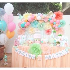 Fairy Birthday Party Ideas | Photo 1 of 5 | Catch My Party
