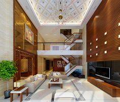 Thiết kế trần nhà phổ biến