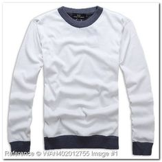 Fred Perry Sweater. Basic Model. HJ255PA. Fred Perry Men's Sweaters. White Color - Fred Perry Sweaters - trendy.to