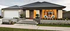 Australian Modern Front Yard Landscaping Ideas: Green roof is a contemporary,Landscaping Blog Garden