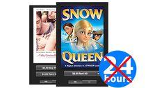 Noteburner M4V Converter Plus pour Windows - Dépouiller DRM d'iTunes loué et acheté M4V Films