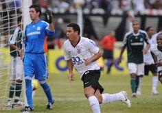 Opinião - Um Fenômeno ressurge: O mágico Corinthians x Palmeiras | Torcedores.com