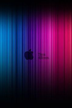 Aurora Wallpaper for iPhone 4/4S - Bluespeaker