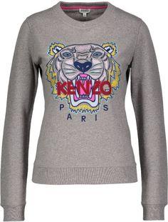 b9c2265b KENZO KENZO 'TIGER' SWEATSHIRT - WHITE. #kenzo #cloth | Kenzo | Kenzo,  Sweatshirts, Graphic sweatshirt