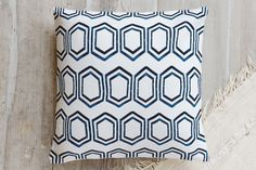 Diamond in the Rough Pillow by Itsy Belle Studio | Minted