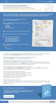 Los secretos de las nóminas (2015) Carta Formal, Human Resources, Entrepreneurship, Accounting, Leadership, Finance, Medicine, Management, School