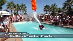 Nikki-Beach St Tropez Funky Groove Party 7/28/2012