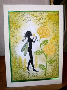 Lavinia Stamps Challenge Email Entries : Margaret Rogers - Challenge 4 April