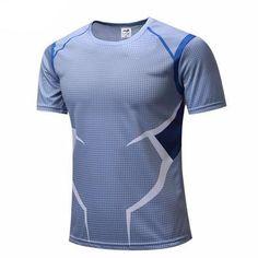 Men compression T-shirts M-4XL