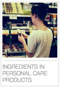 """EWG's HEALTHY HOME TIPS -- Tip 1: Know the ingredients in your #cosmetics and personal care products.  Just because a label says """"gentle"""" or """"natural"""" doesn't mean it's kid- safe. Look up your products on CosmeticsDatabase.com. Read the ingredients and avoid triclosan, BHA, fragrance, and oxybenzone. #healthyhome"""