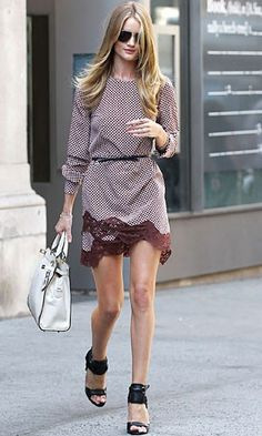 Spring Street Style Popular Outfit Ideas