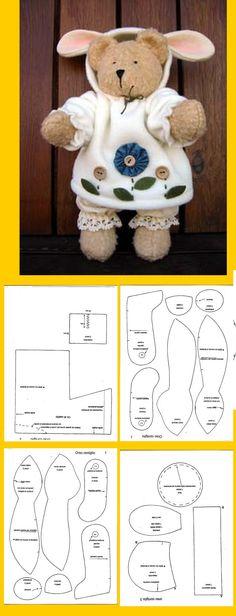 bear pattern ..♥..Nims..♥
