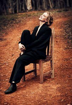 Nicole Kidman - Harpers BAZAAR