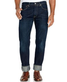Levi's 501 Ct Customized Tapered Jeans, Harrison Wash