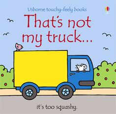That's not my truck- My students love these books!
