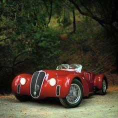Alfa Romeo 6C 2300B Mille Miglia Spider