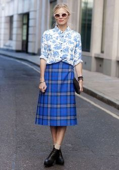 Best Dressed of 2012: Laura Bailey