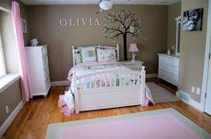 Olivia's Bedroom, Age 3  http://media-cache6.pinterest.com/upload/94927504615464132_kI7ACcBt_f.jpg jillsnoply kids room ideas