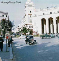 Tripoli Municipal Square