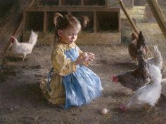 Il mondo di Mary Antony: I ritratti di bambini di Morgan Weistling