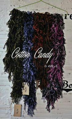 CottonCandy Scarfs designed by eva.s