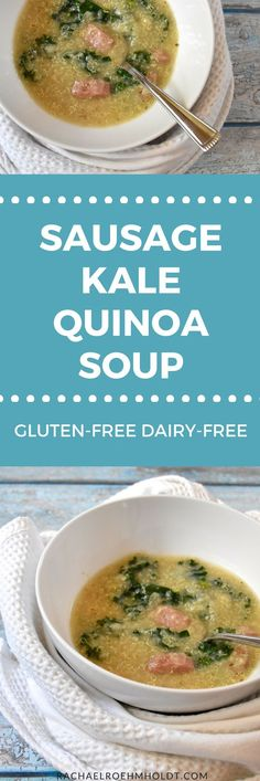 Get the FREE Gluten-free Dairy-free Shopping List Get access to the most comprehensive - and healthy! - gluten-free dairy-free shopping list around!Plus get 5 sample gluten-free dairy-free recipes… Dairy Free Vegetable Recipes, Dairy Free Dips, Gluten Free Soup, Gluten Free Dinner, Dairy Free Recipes, Dairy Free Thanksgiving Recipes, Quinoa Soup, Beef Recipes, Turkey Recipes