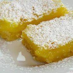 Amerikanische Lemon Bars (Zitronenschnitten) @ de.allrecipes.com